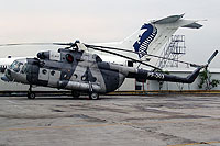 Helicopter-DataBase Photo ID:1720 Mi-8MTV-1 Mexican Federal Police PF-303 cn:95663