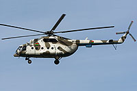 Helicopter-DataBase Photo ID:17245 Mi-17 (upgrade by Burkina Faso) Burkina Faso Air Force BF-9001 cn:371M02