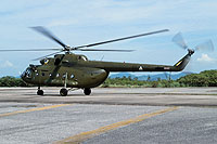 Helicopter-DataBase Photo ID:1377 Mi-8MTV-1 Myanmar Air Force 66-07 cn:95836