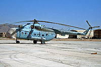 Helicopter-DataBase Photo ID:17785 Mi-8MTV Afghan Special Narcotics Force YA-94311 cn:94311