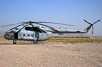 Helicopter-DataBase Photo ID:849 Mi-8MTV Afghan Government YA-TAE