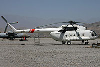 Helicopter-DataBase Photo ID:7598 Mi-8MTV Afghan Government YA-TAE