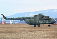 Helicopter-DataBase Photo ID:3018 Mi-8MTV-1 (upgrade by ATE) Afghan National Army Air Force 002 cn:9358.