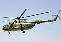 Helicopter-DataBase Photo ID:4713 Mi-8MTV-1 (upgrade by ATE) Afghan National Army Air Force 002 cn:9358.
