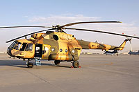Helicopter-DataBase Photo ID:15016 Mi-8MT Afghanistan Security Forces Special Mission Wing 291 cn:93291