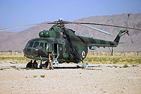 Helicopter-DataBase Photo ID:856 Mi-8MTV Afghan Air Force 514