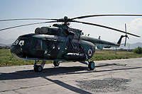 Helicopter-DataBase Photo ID:15008 Mi-8MTV Afghan Air Force 522
