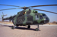 Helicopter-DataBase Photo ID:1003 Mi-17 Afghan Air Force 565 cn:212M53
