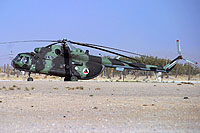 Helicopter-DataBase Photo ID:847 Mi-8MT Afghan Air Force 569