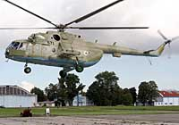 Helicopter-DataBase Photo ID:2974 Mi-17 (upgrade for Afghanistan) LOM Praha s.p. 571 cn:108M16