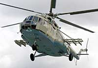 Helicopter-DataBase Photo ID:2975 Mi-17 (upgrade for Afghanistan) LOM Praha s.p. 571 cn:108M16