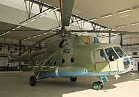 Helicopter-DataBase Photo ID:2969 Mi-17 (upgrade for Afghanistan) LOM Praha s.p. 572 cn:108M30