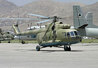 Helicopter-DataBase Photo ID:3339 Mi-17 (upgrade by LOM Praha) 573 108M22