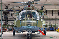 Helicopter-DataBase Photo ID:6294 Mi-17 (upgrade for Afghanistan) LOM Praha s.p. 576 cn:108M19