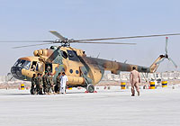 Helicopter-DataBase Photo ID:5158 Mi-17 Afghan National Army Air Force 590