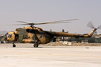 Helicopter-DataBase Photo ID:6668 Mi-17 Afghan National Army Air Force 592