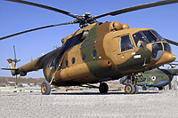 Helicopter-DataBase Photo ID:18272 Mi-17 Afghan National Army Air Force 592