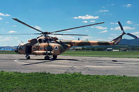 Helicopter-DataBase Photo ID:14646 Mi-17-V5 (upgrade by Airfreight Aviation Ltd) Afghan National Army Air Force 717 cn:840M09