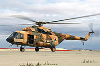 Helicopter-DataBase Photo ID:16563 Mi-17-V5 (upgrade by Airfreight Aviation Ltd) Afghan National Army Air Force 727 cn:840M19
