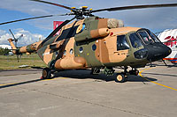 Helicopter-DataBase Photo ID:11724 Mi-17-V5 Russian Helicopters 742 black cn:96742