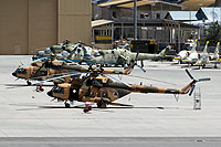 Helicopter-DataBase Photo ID:11898 Mi-17-V5 (upgrade by Airfreight Aviation Ltd) Afghan National Army Air Force 761 cn:840M53