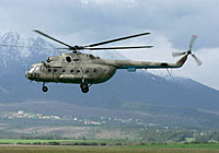 Helicopter-DataBase Photo ID:3038 Mi-8MTV-1 (upgrade by ATE) United States Army