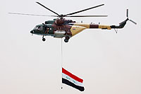 Helicopter-DataBase Photo ID:13845 Mi-171E Iraqi Air Force YI-267