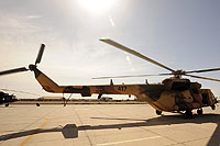 Helicopter-DataBase Photo ID:6589 Mi-171E (upgrade by Airfreight Aviation Ltd) Iraqi Army Air Corps 417