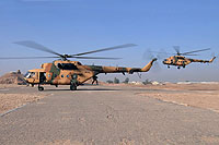 Helicopter-DataBase Photo ID:15181 Mi-171E (upgrade by Airfreight Aviation Ltd) Iraqi Army Air Corps 421