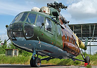 Helicopter-DataBase Photo ID:8017 Mi-8MTV-1 SPARC - St. Petersburg Aircraft Repair Company  cn:93053