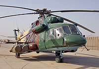 Helicopter-DataBase Photo ID:5723 Mi-171E Iraqi Air Force
