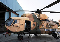 Helicopter-DataBase Photo ID:6311 Mi-171E Iraqi Army Air Corps