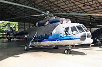 Helicopter-DataBase Photo ID:2142 Mi-17 Nicaraguan Air Force FA334 cn:419M48