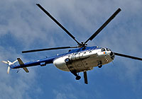 Helicopter-DataBase Photo ID:4071 Mi-17-1V Special Aviation Unit 108 cn:107M04