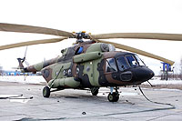 Helicopter-DataBase Photo ID:12486 Mi-17-V5 Serbia Air Force