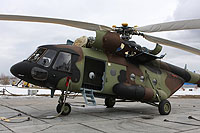 Helicopter-DataBase Photo ID:12487 Mi-17-V5 Serbia Air Force