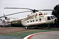 Helicopter-DataBase Photo ID:1166 Mi-8MTV-1 Helicopteros del Caribe YV-867C cn:95998