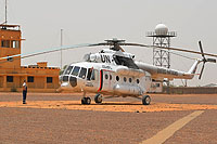 Helicopter-DataBase Photo ID:12314 Mi-8MTV-1 United Nations ZS-HFL cn:95958