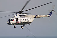 Helicopter-DataBase Photo ID:9997 Mi-17 Advanced Aviation Logistics ZS-HIC cn:103M06
