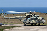 Helicopter-DataBase Photo ID:15985 Mi-8AMTSh Russian Air Force RF-95626 cn:8AMTS00643104501U