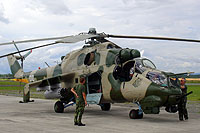 Helicopter-DataBase Photo ID:17043 Mi-24V National Guard 010 cn:3532424117620