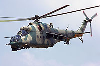 Helicopter-DataBase Photo ID:6789 Mi-24P (upgrade by ELTA) Sri Lanka Air Force SAH-4404 cn:34012403019