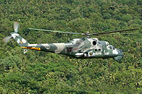 Helicopter-DataBase Photo ID:14365 Mi-35 (upgrade by IAI/ELTA) Sri Lanka Air Force SAH-4407 cn:220991