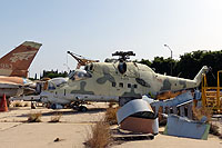 "Helicopter-DataBase Photo ID:15841 Mi-24V ""MIssion 24"" Israel Aircraft Industries Ltd  cn:3532422014792"