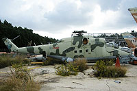 "Helicopter-DataBase Photo ID:16084 Mi-24V ""MIssion 24"" Israel Aircraft Industries Ltd  cn:3532422014792"