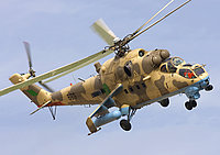 Helicopter-DataBase Photo ID:2002 Mi-35 Libyan Air Force 863 cn:280863