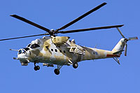 Helicopter-DataBase Photo ID:11645 Mi-35PM Cyprus National Guard Air Wing 812 cn:023363