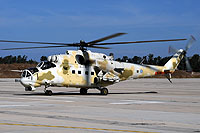 Helicopter-DataBase Photo ID:16319 Mi-35P Cyprus National Guard Air Wing 817 cn:023368