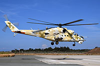 Helicopter-DataBase Photo ID:16324 Mi-35P Cyprus National Guard Air Wing 817 cn:023368
