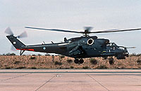 Helicopter-DataBase Photo ID:6172 Mi-35PM Cyprus National Guard Air Wing 818 cn:023369